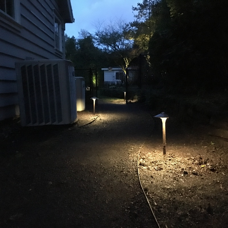 Landscape lighting made in usa : Led outdoor lighting cadwell landscaping llc
